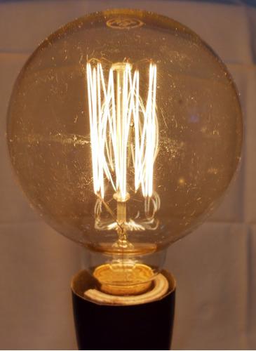 lámpara incandescente antique alic g95 20w e27 230v