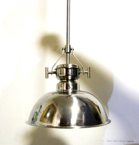 lámpara industrial / colgante / diseño vintage antigua