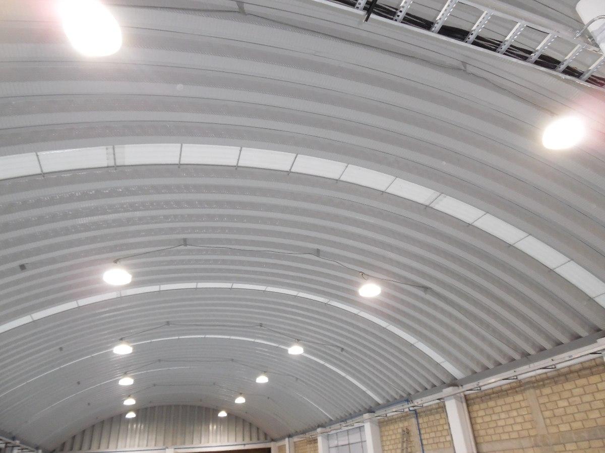 Lampara industrial leds fabricada en m xico 4 - Lamparas de techo tipo industrial ...