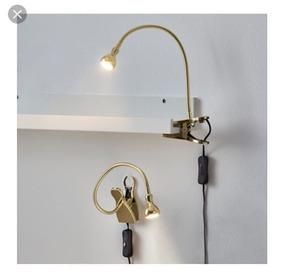 Jansjo Lámpara Ikea Pared De Dorada thsQdrC