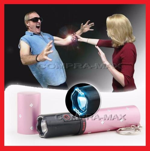 lampara labial descarga electroshock inmovilizador defensa