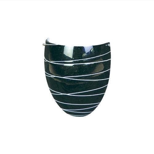 lámpara laiting decorativa caramelo mod. 886/ne arbotante
