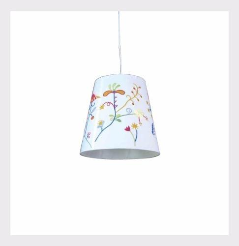 lámpara laiting decorativa colors mod. 860 colgante