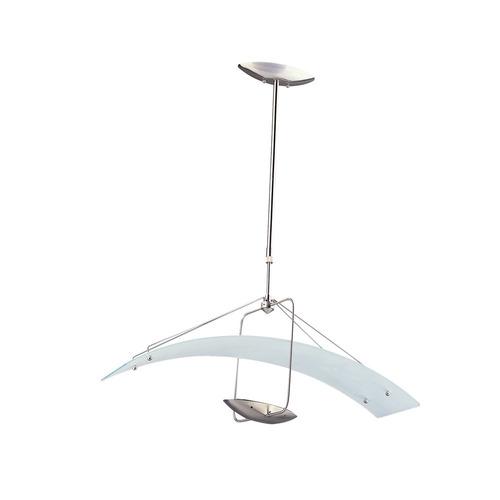 lámpara laiting decorativa curve mod. cd-c014 colgante