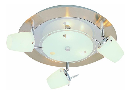 lámpara laiting decorativa saturno mod. 498 plafón