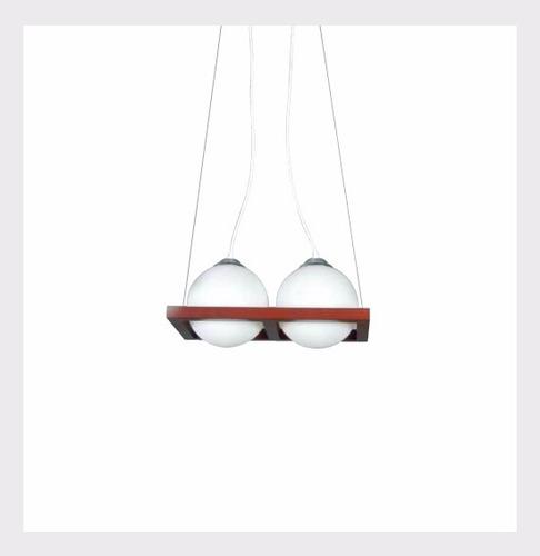 lámpara laiting decorativa wood mod. mda10065-2