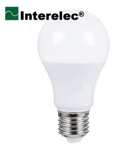 lampara led 15w interelec larga vida e27 - factura a / b
