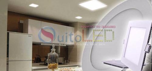 lampara led 18w  led gypsum - quitoled