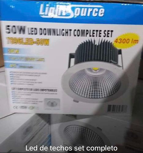 lampara led 50w