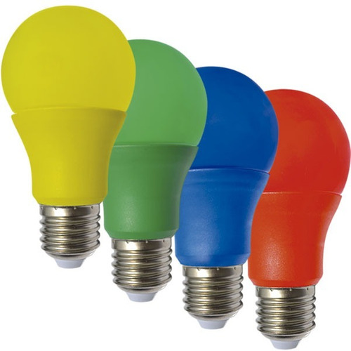 lampara led 5w color tbcin electricaboulevard