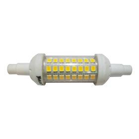 Lámpara Led 5w R7s 78mm 400lm 3000k Xc Iluminacion