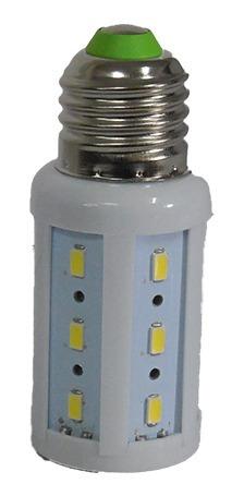 lampara led 6w 24luces luz fria 40w wtel4354 - tecsys oferta