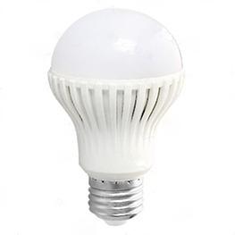 lámpara led 7 w 220 v rosca común e 27 cálidas o frías
