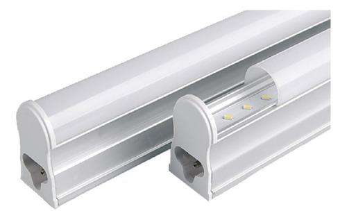 lampara led 9w tubo t8 60cms accesorio cocina tubo y base