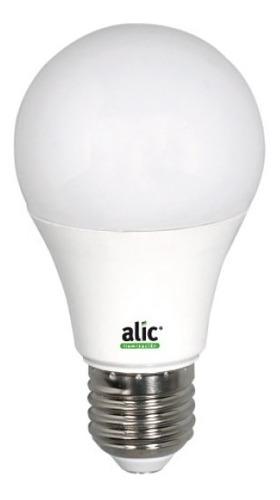 lampara led alic 12w eco luz fria 15.000hs =100w 28 led x 5u