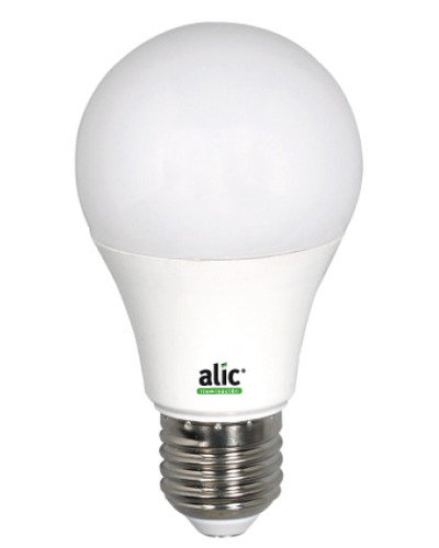 lampara led alic 9w eco luz calida 15.000hs =80w 16 led x10