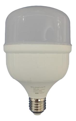 lampara led alta potencia 30w e27 fría - glowlux - e. a.