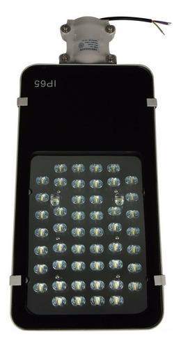 lámpara led alumbrado 50w exteriores luminaria 6500 lm
