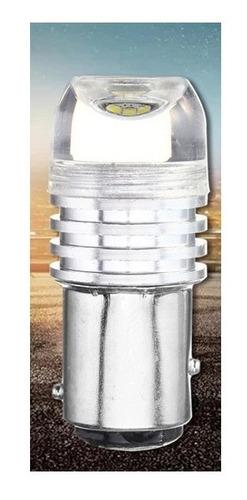 lampara led auto 2 polos 5730 lupa giro stop posicion frio