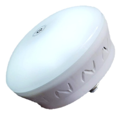 lampara led bombillo emergencia 16w recargable 3 toques