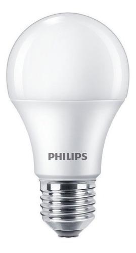 lampara led bulbo 12w 3000k luz cálida philips