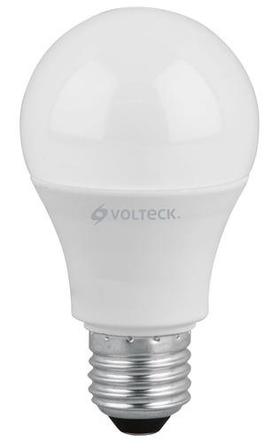 lámpara led, bulbo estándar a19 9w e27 110-220v luz de día,