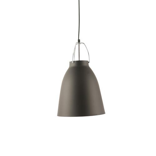 lampara led colgante pyrena negro azul e27 luces moderna