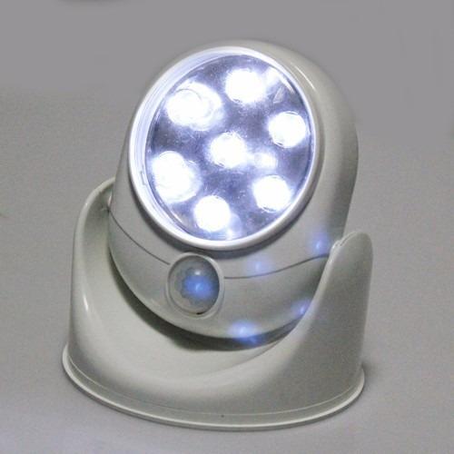 lampara led con sensor de movimiento light angel