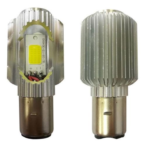 lampara led cree h4 / bosh twister tornado ybr - sti motos