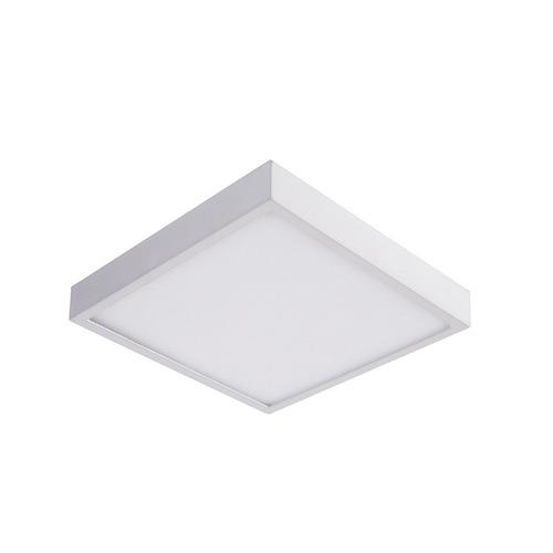 lámpara led cuadrado sobreponer en techo tl-2816.b30 illux