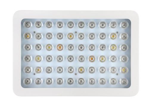 lampara led cultivo indoor 300w panel full spectrum plantas