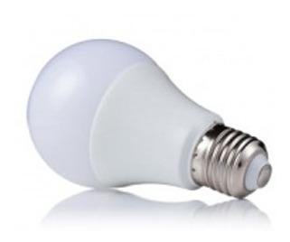 lámpara led de 9w - luz cálida