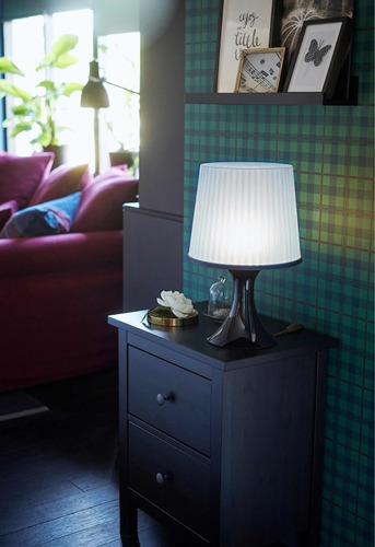 lámpara led de mesa lámpara de mesa color azul obscuro