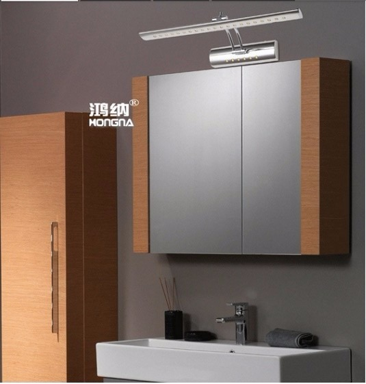 Lampara Led De Pared Para Baño - $ 775.00 en Mercado Libre
