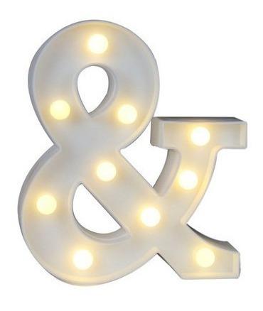 lampara led decorativa & - decoración - iluminación -