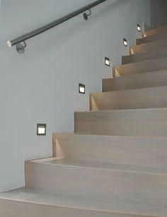 lampara led decorativa de escalera pared interiores