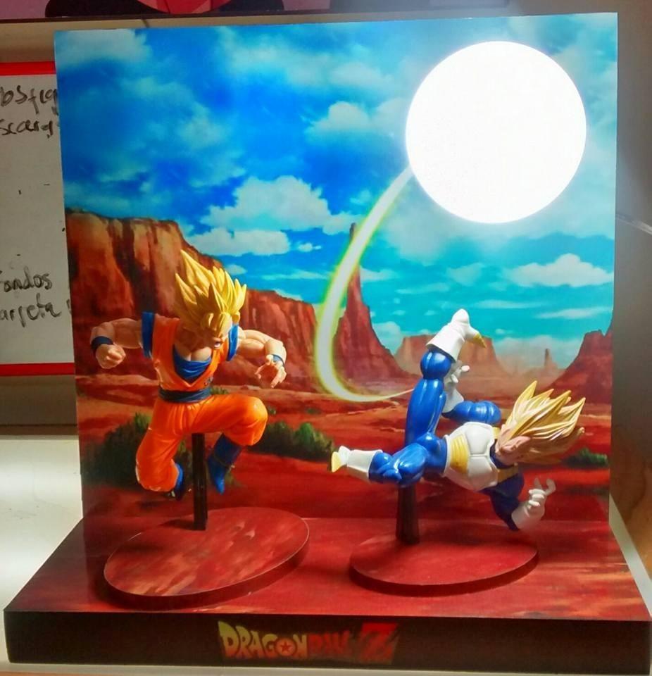 Lampara Z Vs Led Ball vegeta Dragon Ssj2 Goku wP08nOyvmN