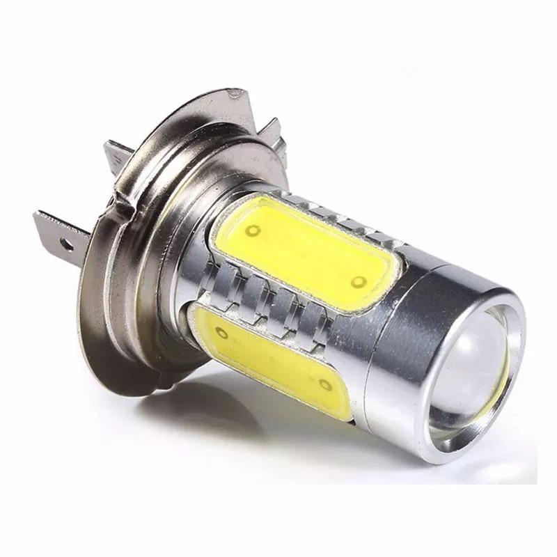 Lampara Led H7 Led Ultra 6500k Luz Blanca 338 00 En Mercado Libre