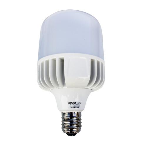 lámpara led hi-power 100w e40 220v luz fría sica