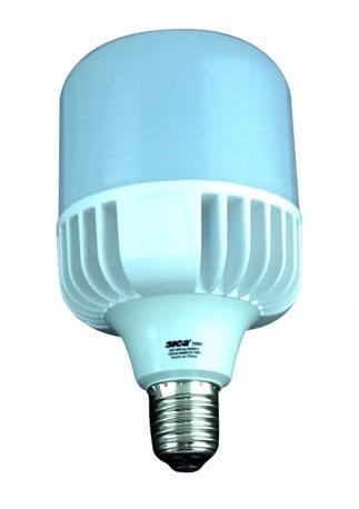 lámpara led hi-power 70w e40 220v luz fría sica