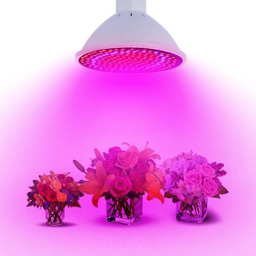 lampara led indoor cultivo crecimiento la mas potente 25w