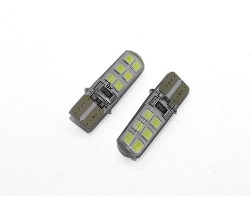 lampara led juego circuito impreso 12v 12led blanca
