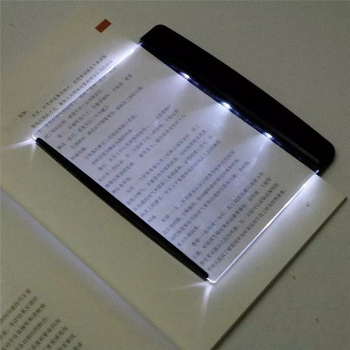 lámpara led lectura libros lector cuentos iluminación noche