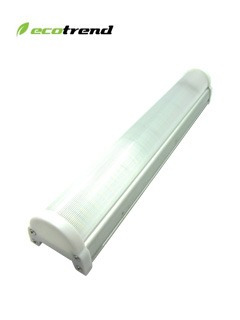 lampara led lineal para exteriores ecotrend  smd2835  4w  dc