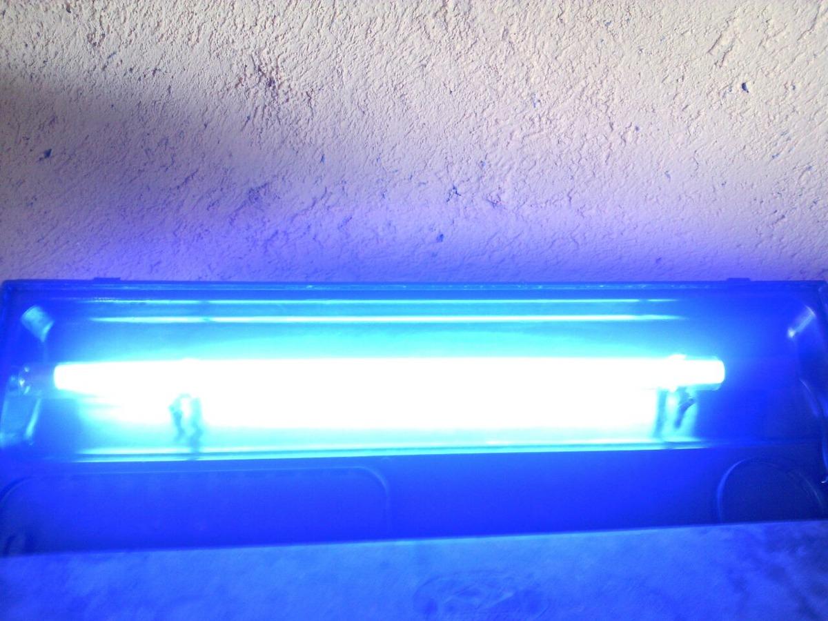 Luz Led Azul Para 40l De Tapa Lámpara Con Acuarios PXuZkiOT
