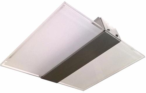 lampara led moderna minimalista modelo ava plus w techo