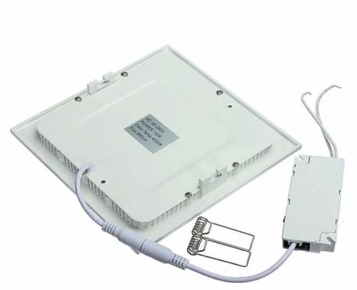 lampara led panel 12w spot  empotrar ultraplanas al mayor