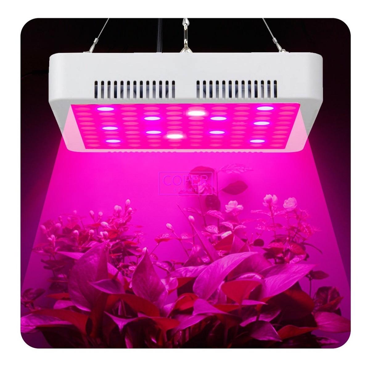 Crecimiento Panel Plantas Led Indoor 420w Cultivo De Lampara QBotshdrCx