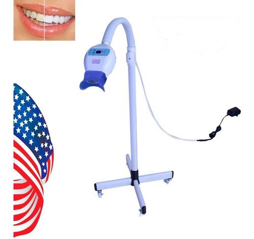 lampara led para blaqueamiento dental odontologia