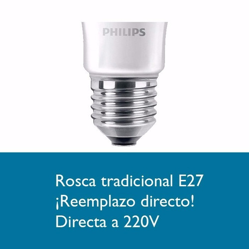 lampara led philips equivalente a 70w pack x10